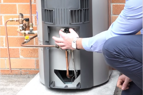 how to maintain a hot water system