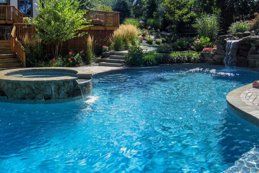 swimming pool electrical services